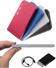 "NEW 160G Mobile external USB Hard drive 2.5"" Western Digital disk HDD Sata 160gb"