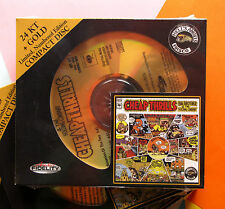 Big Brother and the Holding Company , Cheap Thrills  ( 24 KT + Gold Limited CD )