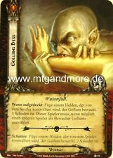 Lord of the Rings LCG  - 1x Gollums Biss  #136
