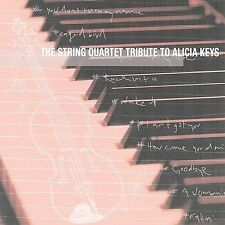 NEW - String Quartet Tribute to Alicia Keys by Tribute to Alicia Keya