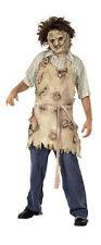 Mens Leatherface Apron of Flesh Halloween Costume Thomas Brown Hewitt