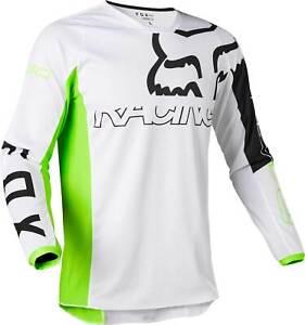 Fox Racing 180 Jersey - MX Motocross Dirt Bike Off-Road MTB ATV Mens Gear