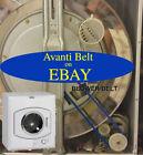 Avanti D110-1 Dryer fan belt FREE SHIPPING😊Blue belt replacement NEW + WARRANTY photo