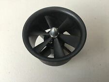 68mm 6 Blade EDF Ducted Fan, Brushed Motor, RC Plane, Used  - JLM12