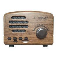 Altoparlante bluetooth radio subwoofer antico stereo