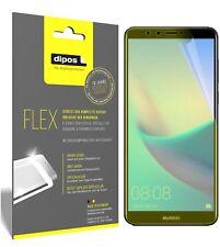 3x Huawei Enjoy 8 Plus Screen Protector Protective Film covers 100% dipos Flex