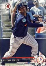 (25) 2017 Bowman Draft GLEYBER TORRES Rookie Card LOT #BD-200 Yankees QTY Avail