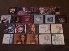 MADONNA - 21 CD SINGLES - VOGUE - HANKY PANKY - OH FATHER - MUSIC - FROZEN
