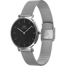 Original Daniel Wellington Damen Classic Petite Sterling 32mm DW00100162 NEU
