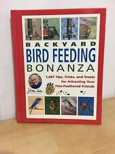 Jerry Baker's Backyard Bird Feeding Bonanza : 1,487 Tips, Tricks, and Treats for