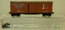 N Scale Micro-Trains Line #42100 40' Double Sheathed Reefer HB Coffee #163