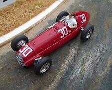 ProBuild GTM Stot Car ALFA ROMEO ALFETTA 158 GP #30 Trossi 1st 1947 Italian MB
