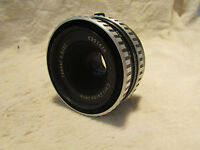 CARL ZEISS JENA 50mm F/2.8 TESSAR M42 Screw Mount Manual Focus Lens