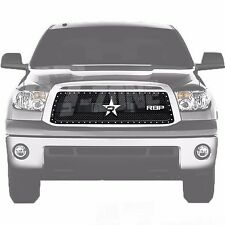 RBP RX-3 Series Black Studded Frame Front Grille For 2010-2013 Toyota Tundra