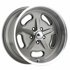 American Legend Wheels ALR177006PGC Racer Series Aluminum Wheel Size: 17 x 7 Bol