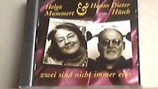 Helga Mummert & Hanns Dieter Hüsch - zwei sind nicht immer eins