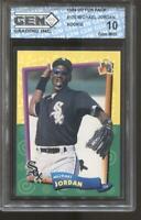 1994 Michael Jordan UD Fun Pack #170 Gem Mint 10 RC Rookie Chicago White Sox