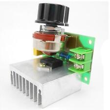 0-220V RÉGULATEUR DE VITESSE AC 3800W SCR électrique tension gradation