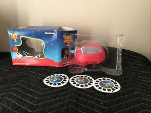 Disney Toy Story 2 view-master Character Viewer & 3 Reels Set Children's Kid's