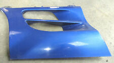 Toyota MR2 MK2 Drivers Side Air Vent Intake Scoop Blue 8B6 -  Right Side
