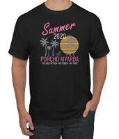Summer 2020 Porcho Myarda My Yard My Porch Mens Graphic T-Shirt
