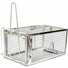 Animal Humane Trap Catch & Release Rats Mouse Mice Rodents Cage Free Shipping