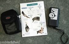 BAT4 BAT DETECTOR WITH CASE AND FIELD GUIDE
