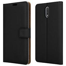 """Per Nokia 2.3,(6.2 """") Magnetico Portafoglio IN Pelle Tough Custodia Telefono +"""