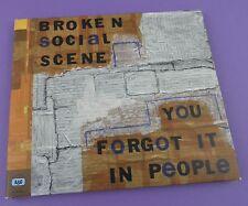 Broken Social Scene-You Forgot It in People CD 2003 - Unused Stock!