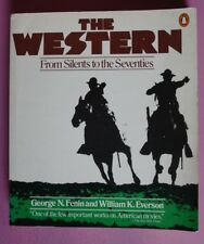 R70430 The Western, from silents to the seventies -  1977 - PAPERBACK