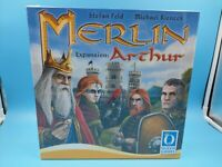 jeu de societe carte plateau neuf VF UK DE merlin extension arthur