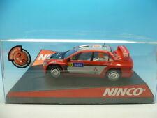 Ninco 50378 Mitsubishi Lancer WRC 05 Australia GIGI Galli, mint unused
