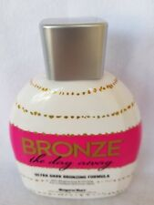 Supre Bronze The Day Away Dark Bronzer Indoor Tanning Bed Lotion 13.5 oz