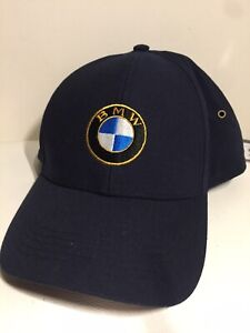 NWT BMW Classic Imported Embroidered Baseball Cap Licensed Authentic