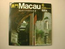 Macau Macao 1984 - Carteira Anual **/MNH