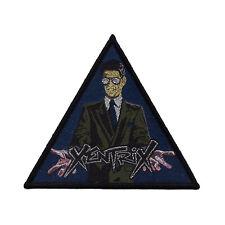 "Xentrix ""For Whose Advantage Patch exodus-testament-heathen-sacred reich-anthrax"