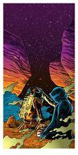 Star Wars Force Awakens R2D2 Print Poster by Mondo Artist Tim Doyle S/N /150