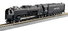 Kato N Scale 126-0402 4-8-4 FEF-3 Union Pacific #838 Black Freight Version New!