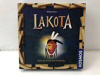 Lakota von Kosmos Kult Brettspiel Gesellschafts Familien Lege Party