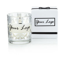 12 x 30hr Your own Brand Personalised SCENTED CANDLEs (each 30hr candle = £6.99)