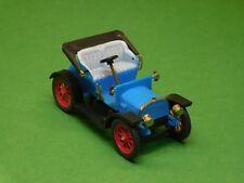 Wanderer 12 PS Prototyp 1904 blau Espewe 1:50 Modellfahrzeug Modellauto Oldtimer
