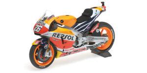 Honda RC213V Repsol Dani Pedrosa MotoGP 2015 1:12 Model MINICHAMPS