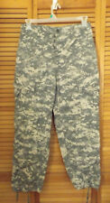 MILITARY CAMO PANTS  -DIGITAL?- COMBAT /UNIFORM/CARGO-SHORT-SIZE SMALL
