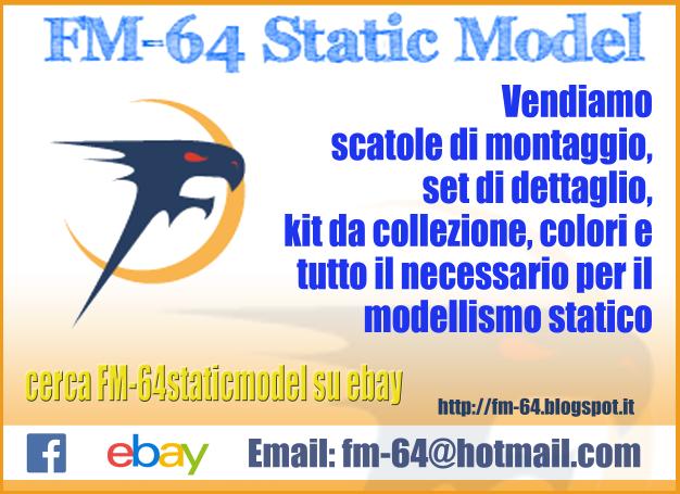 FM-64 Static Model