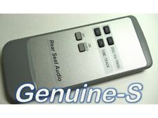 2003 2004 2005 2006 2007 2008 2009 Lexus GX470  Rear Seat Audio Remote Control