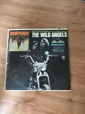 Davie Allan And The Arrows The Wild Angels LP Mono  Peter Fonda Hell's Angels