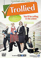Trollied - Complete Series 1 (NEW SEALED DVD 2011 2-Disc Set PAL) FREE UK P&P