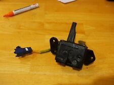 Toyota Yaris 2006-2011 Hatchback Trunk latch lid lock back door oem FREE SHIP !!