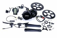 e-RAD 750w Fat Bike 100mm Electric Bicycle Mid Drive Conversion Kit - 48 volt