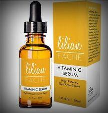 High Potency Vitamin C Serum-Lactic Acid Aloe Chamomile-Lines Wrinkles Tone Glow